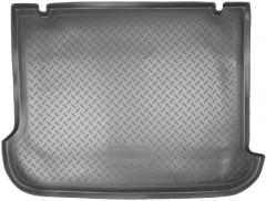 Коврик в багажник для Opel Combo '01-12, резино/пластиковый (Norplast)