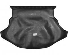 Коврик в багажник для Toyota Venza '10-16, резино/пластиковый (Norplast)