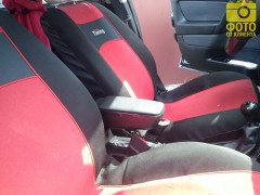 Подлокотник Armster S для Opel Astra G с адаптером (чёрный)
