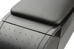 Фото 6 - Подлокотник Armster S для Toyota Yaris '06-10 с адаптером (чёрный)