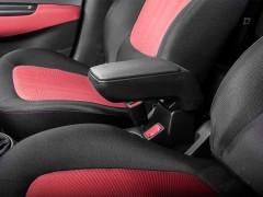 Фото 7 - Подлокотник Armster S для Toyota Yaris '06-10 с адаптером (чёрный)