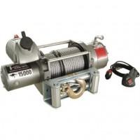Лебедка электрическая EW-15000 12 V /24 V  Radio
