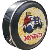 Чехол для запаски Winbo (275/75 R17)black