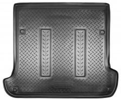 Коврик в багажник для Lexus GX 470 '02-09, резино/пластиковый (Norplast)