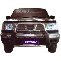 Метал. защита переднего бампера для Nissan Pick Up/Froontier/D22