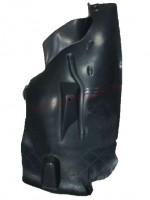 Подкрылок передний левый для Peugeot 407 '04-10, задняя часть (FPS)