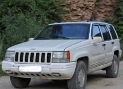 Дефлекторы окон для Jeep Grand Cherokee '91-99 (Cobra)