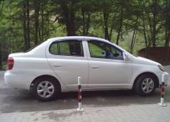 Дефлекторы окон для Toyota Echo '00-05 (Cobra)