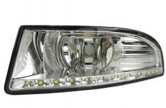 Дневные ходовые огни для Skoda Octavia A5  '05-13 (LED-DRL)