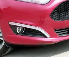 Дневные ходовые огни для Ford Fiesta '13- (LED-DRL)