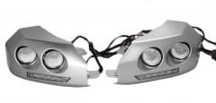 Дневные ходовые огни для Toyota FJ Cruiser  '06- (LED-DRL)