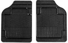 Коврики автомобильные резиновые универсальные передние (Stingray)