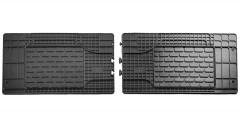 Универсальные коврики 2-го или 3-го ряда 1600х440 см (Stingray)