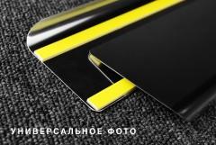 Фото 3 - Накладки на пороги для Suzuki Swift '13-17 (Standart)