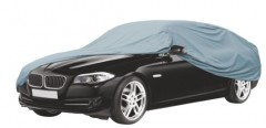 Тент автомобильный для седана Vitol Peva+Non-PP Cotton L (CC13402)