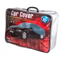Фото 2 - Тент автомобильный для седана Vitol Peva+Non-PP Cotton XL (CC13402)
