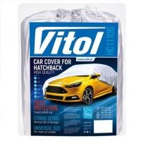 Тент автомобильный для хетчбэка Vitol Polyester XXL (HC11106)