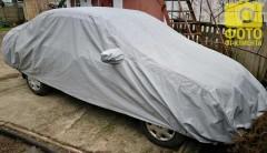 Фото 3 - Тент автомобильный для джипа / минивена Vitol Peva+Non-PP Cotton L (JC13402)
