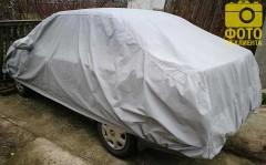 Фото 5 - Тент автомобильный для джипа / минивена Vitol Peva+Non-PP Cotton L (JC13402)