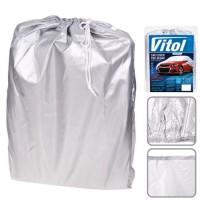 Фото товара 2 - Тент автомобильный для седана Vitol Polyester L (CC11106)