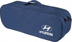 Сумка технической помощи Hyundai синяя