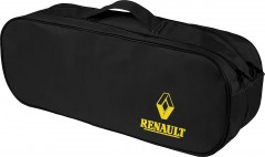 Сумка технической помощи Renault черная