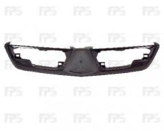 Рамка решетки радиатора для Mitsubishi Lancer 9 '06-09 верхняя, средняя (FPS)