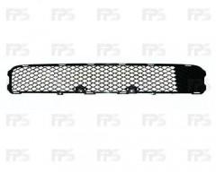 Решетка радиатора для Lancer X (10) '07-12 средняя (FPS)