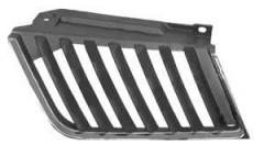 Решетка радиатора для Mitsubishi L200 '05-10 левая, хром/черная (FPS)