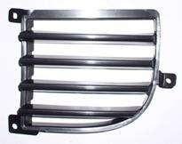 Решетка бампера для Mitsubishi Outlander '03-07 правая (FPS)
