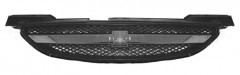 Решетка радиатора для Chevrolet Aveo '04-05 SDN/HB, хром полоска (FPS)