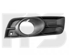 Решетка бампера для Chevrolet Cruze '09- под ПТФ, левая (FPS)