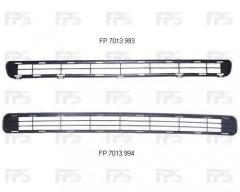 Решетка бампера для Toyota RAV4 '07-08 средняя, нижняя (FPS)