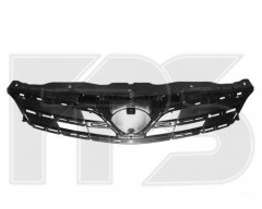 Решетка радиатора для Toyota Corolla '10-13 внтр. черная (FPS)
