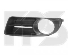 Решетка бампера для Toyota Corolla '05-07 Седан под ПТФ, правая (FPS)