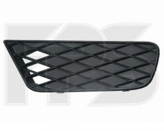 Решетка бампера для Honda Civic 4d '09-11 без ПТФ, правая (FPS)