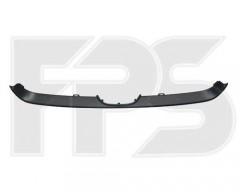 Решетка радиатора для Honda CR-V '10-12 нижняя центральная, черная (FPS)