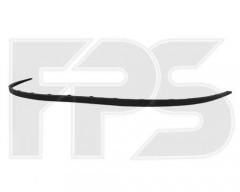 Решетка бампера для Hyundai Elantra HD '06-10 без ПТФ, правая (FPS)