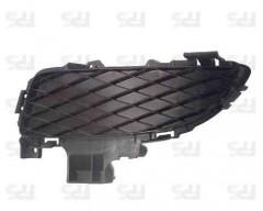 Решетка бампера для Mazda 3 '04-06 Седан без ПТФ, левая (FPS)