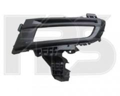Решетка бампера для Mazda 3 '06-09 Седан под ПТФ, правая (sport) (FPS)