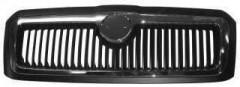 Решетка радиатора для Skoda Octavia Tour '00-09 хром/черная, комплект (FPS)
