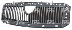 Решетка радиатора для Skoda Fabia '99-05 черная, внутр. (FPS)