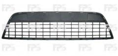 Решетка бампера для Ford Mondeo '07-10 средняя, черная (FPS)