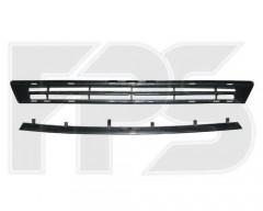 Решетка бампера для Citroen C4 '05-09 средняя, верхняя (FPS)
