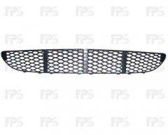 Решетка бампера для Mercedes E-Class W211 '02-06 средняя (classic/elegance) (FPS)