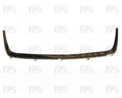 Решетка радиатора для Suzuki Grand Vitara '06-09 хром (FPS)