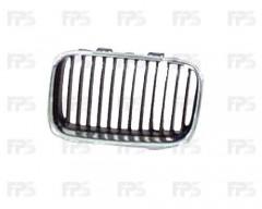 Решетка радиатора для BMW 3 E36 '90-96 правая (FPS)