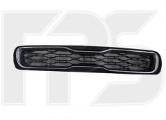 Решетка радиатора для Kia Soul '11- с хром молдингом (FPS)