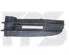 Решетка бампера для Volkswagen Caddy '04-10 без ПТФ, правая (FPS)