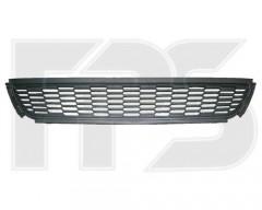Решетка бампера для Volkswagen Polo '09-17 Хетчбек средняя (FPS)